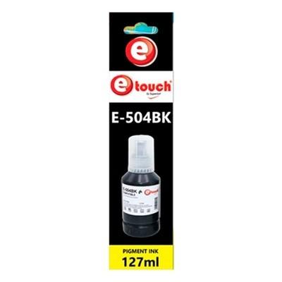 Tinta 127 ml EPSON serie 504 bk PIGMENTADA 504 bk