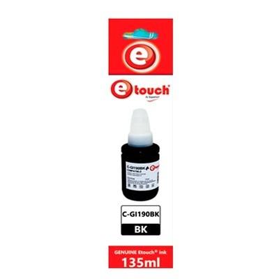 Tinta 135 ml CANON series G negro GI190bk