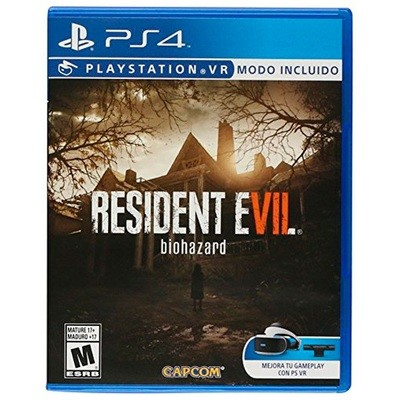 Resident Evil 7  Biohazard (Vr compatible)