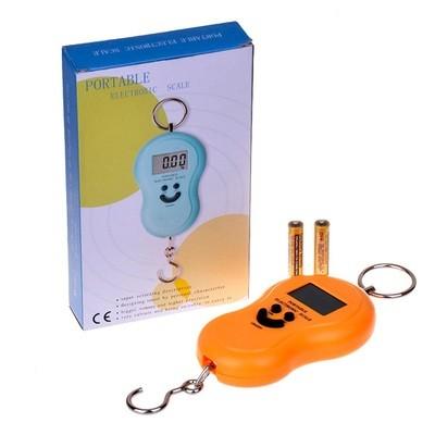 Escala electronica portatil (incluye baterias)