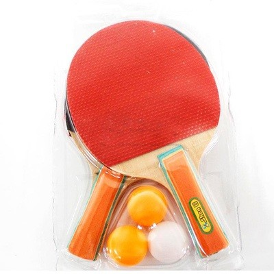 Set de ping Pong (2 raquetas + 3 pelotas)