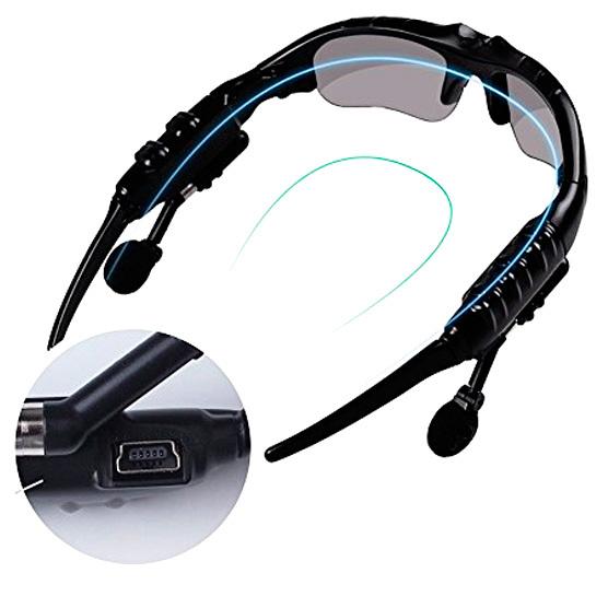 Lentes de Sol para escuchar Musica. Con Bluetooth MP3 microfono y bateria recargable Guatemala Envios a Toda Guatemala