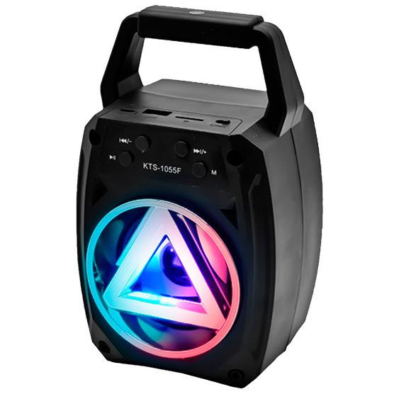 Bocina Bluetooth LED FM USB Micro SD