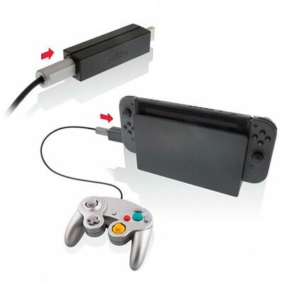 Switch Adaptador control Game cube