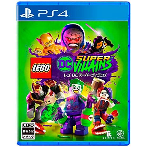 ps4 Lego Dc Super villans