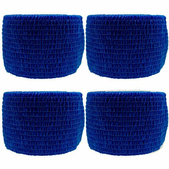 Vendaje Elastico Tipo Coban Tape Auto Adhesivo (Incluye 4 rollos)