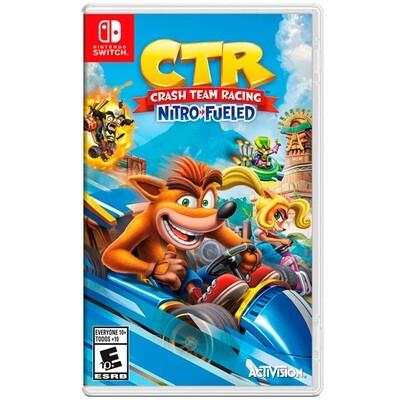 Switch Crash team racing