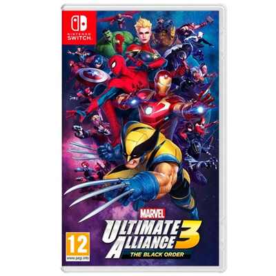 Switch Marvel Ultimate