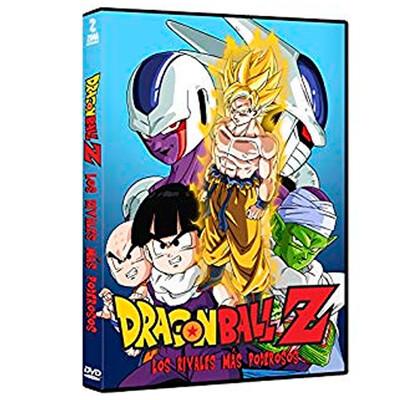 DVD Dragon Ball: Los Rivales Mas Poderosos