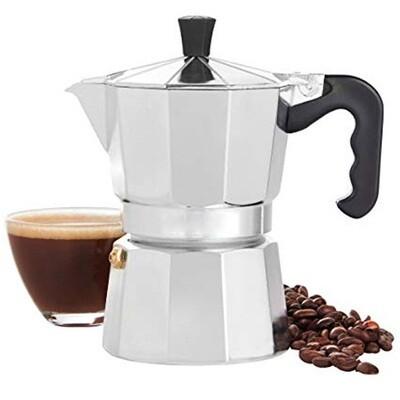 Cafetera Moka 3 tazas expresso