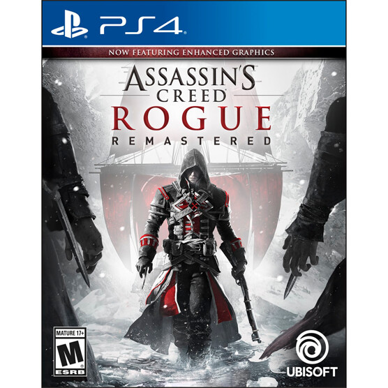 PS4 Assasins Creed Rogue
