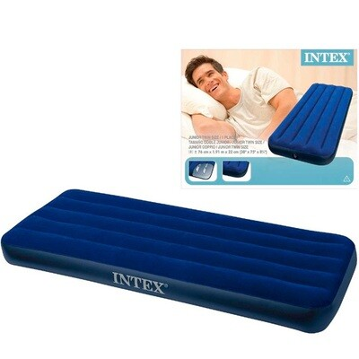 Cama inflable (intex) 76 x 1.19 x 22 cms