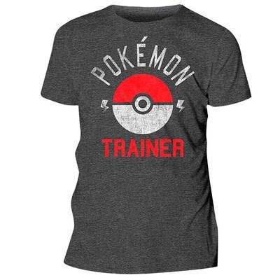 Tshirt Pokemon Pokeball Nintendo Original