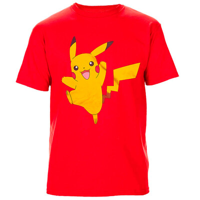Tshirt Pikachu Basic Nintendo Original