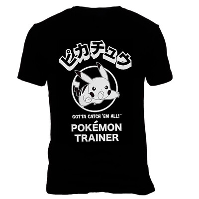 Tshirt Pokemon Trainer Nintendo original