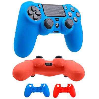 PS4 Estuche de Silicon para control Dualshock 4