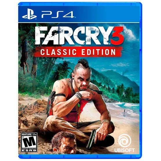 PS4 Far Cry 3