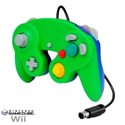 Control Game Cube compatible WII