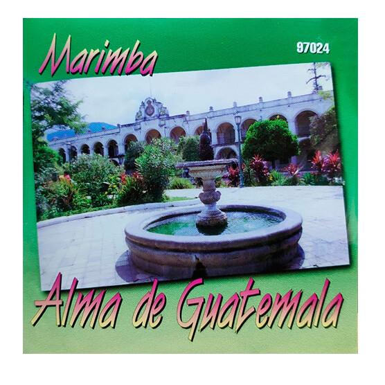 CD Marimba Alma de Guatemala Exitos