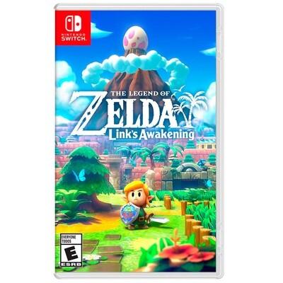 Switch Zelda Links Awakening