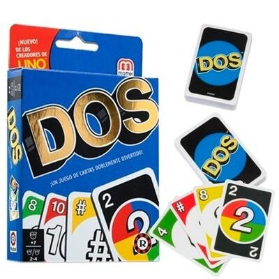 DOS (108 piezas)