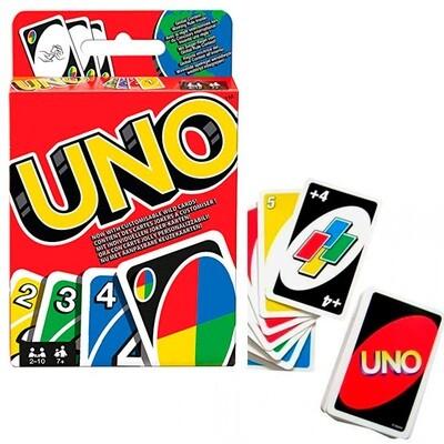 UNO (108 piezas)
