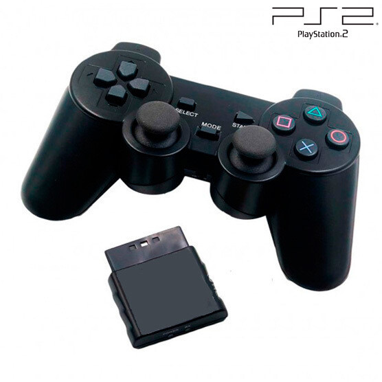 PS2 Control Inalambrico
