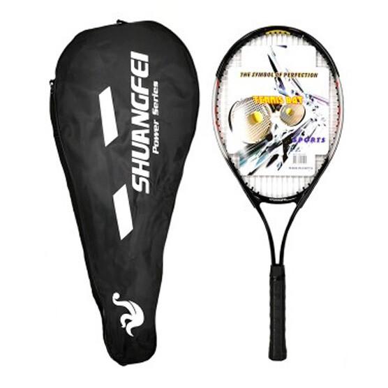 Raqueta de Tennis con Estuche Power Series