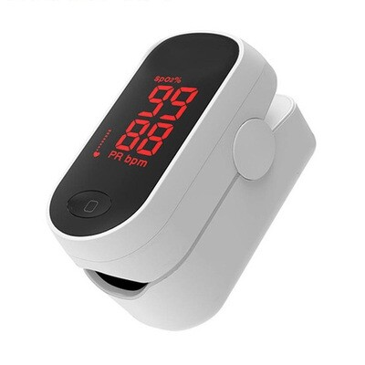 Medidor de pulso Fingertip pulse oximeter