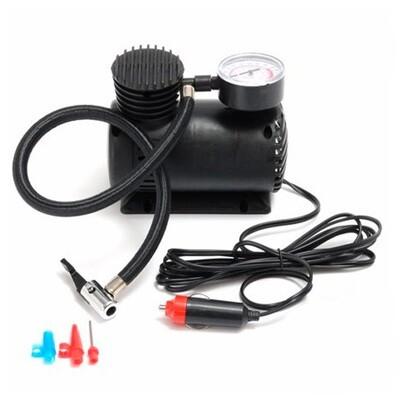 Compresor Inflador de Aire portatil 12 V