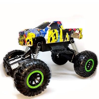 Monster Truck 4x4 Mediano USB 1:18
