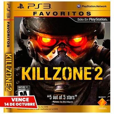 PS3 Killzone 2. Vence 14 Octubre
