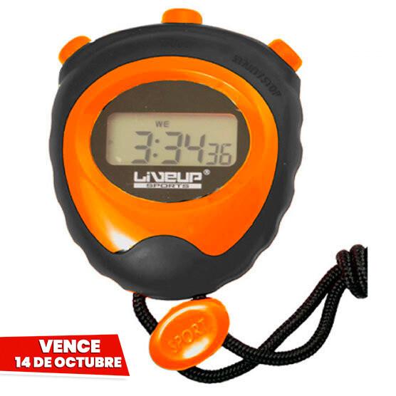 Cronometro Deportivo con Doble Timer para Multiples Tiempos. Vence 14 Octubre
