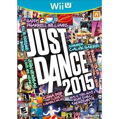 WIIU Just dance 2015 Usado garantizado
