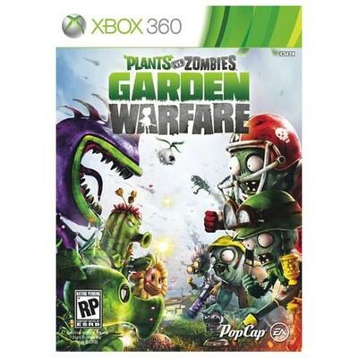 XBOX 360 Plant vx zombies Garden Warfare usado garantizado