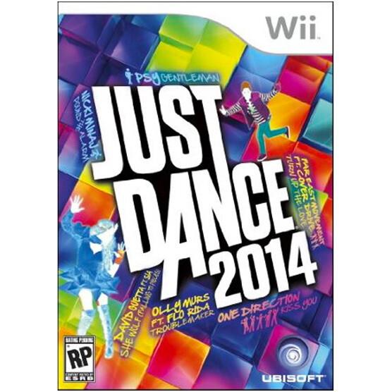 WII Just dance 2014 Usado garantizado