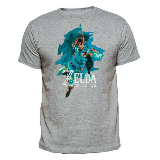 Tshirt Zelda Nintendo Original
