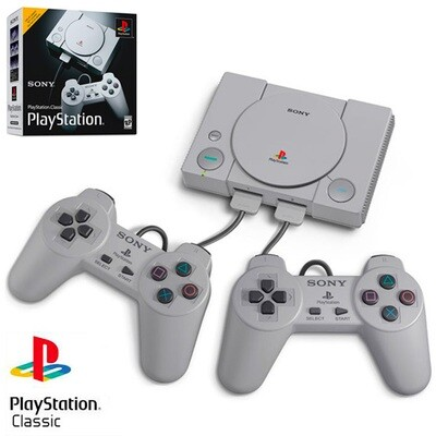 Consola Playstation Classic HDMI