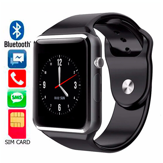Reloj Bluetooth Smart Watch A1