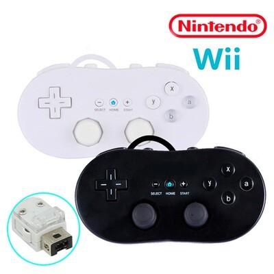 Wii Wiiu Control Clasico