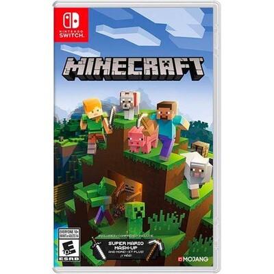 Switch Minecraft + Mario