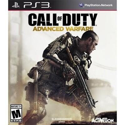 PS3 Call of duty Advanced Warfare