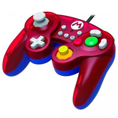 Switch Control con cable Mario