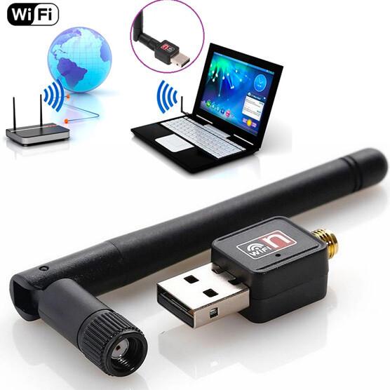Antena Wifi Inalambrica USB