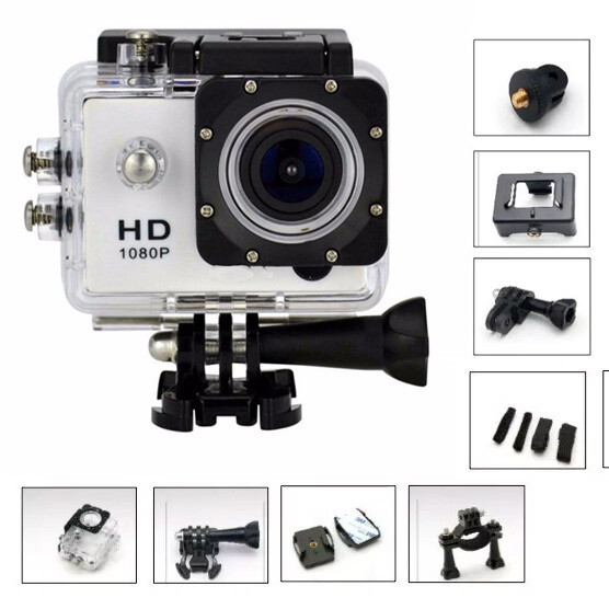 Camara HD1080 Resiste Agua