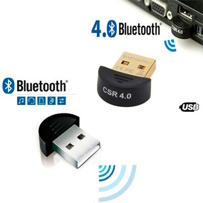 Adaptador Bluetooth USB Para PC