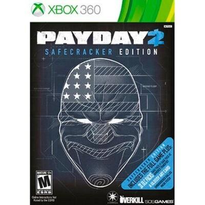 XBOX 360  Pay Day 2 Safecracker