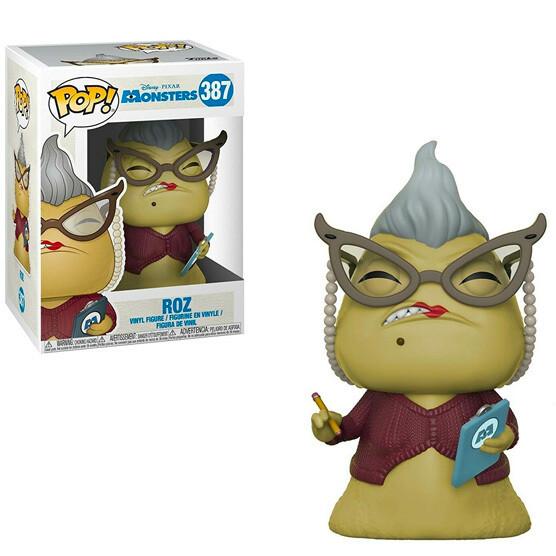 Funko POP Monsters Inc Roz