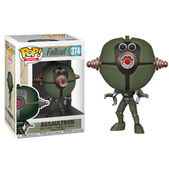 Funko POP Fallout Assaultron