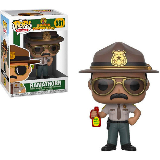 Funko POP Super Troopers Ramathorn